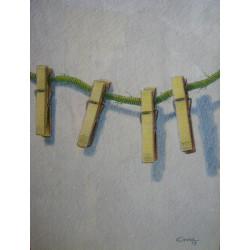 112-PINZAS, lápices de...