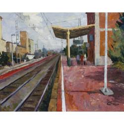 36-Estación de Binefar I...